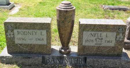 BANISTER, RODNEY L - Mississippi County, Arkansas | RODNEY L BANISTER - Arkansas Gravestone Photos