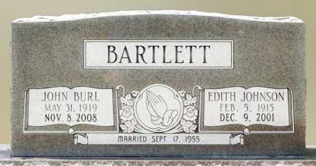 BARTLETT, EDITH - Mississippi County, Arkansas | EDITH BARTLETT - Arkansas Gravestone Photos