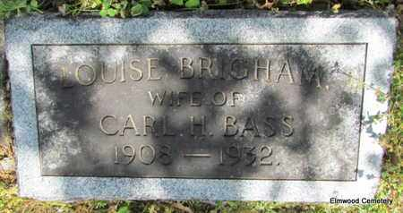 BASS, LOUISE - Mississippi County, Arkansas | LOUISE BASS - Arkansas Gravestone Photos