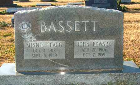 BASSETT, MINNIE - Mississippi County, Arkansas | MINNIE BASSETT - Arkansas Gravestone Photos