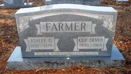 FARMER, CLY SEVER - Mississippi County, Arkansas | CLY SEVER FARMER - Arkansas Gravestone Photos
