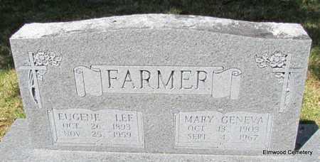 FARMER, EUGENE LEE - Mississippi County, Arkansas | EUGENE LEE FARMER - Arkansas Gravestone Photos