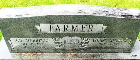 FARMER, JOE HARRISON - Mississippi County, Arkansas | JOE HARRISON FARMER - Arkansas Gravestone Photos