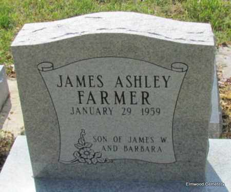FARMER, JAMES ASHLEY - Mississippi County, Arkansas | JAMES ASHLEY FARMER - Arkansas Gravestone Photos