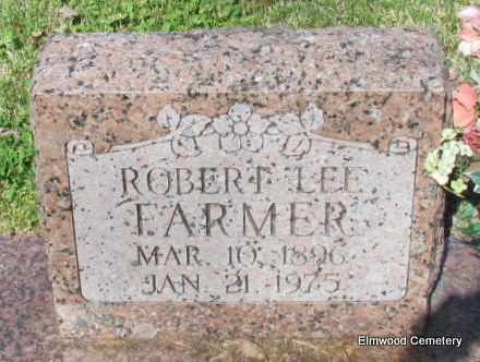 FARMER, ROBERT LEE (CLOSE UP) - Mississippi County, Arkansas | ROBERT LEE (CLOSE UP) FARMER - Arkansas Gravestone Photos