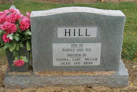 HILL, DENNIS ALLEN - Mississippi County, Arkansas   DENNIS ALLEN HILL - Arkansas Gravestone Photos