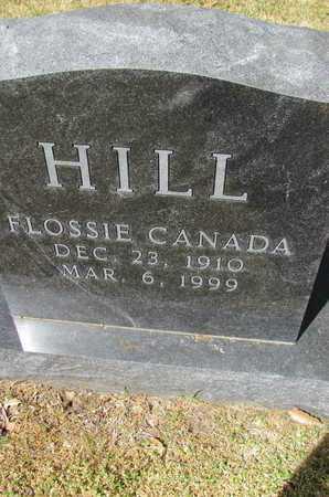 HILL, FLOSSIE - Mississippi County, Arkansas | FLOSSIE HILL - Arkansas Gravestone Photos