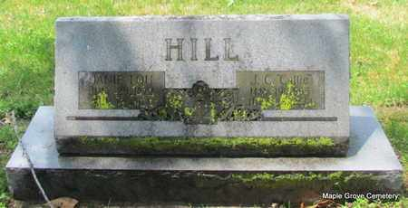 "HILL, J C ""CALLIE"" - Mississippi County, Arkansas 