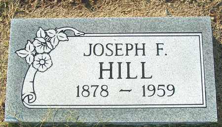 HILL, JOSEPH F - Mississippi County, Arkansas | JOSEPH F HILL - Arkansas Gravestone Photos