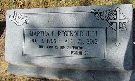 HILL, MARTHA E - Mississippi County, Arkansas | MARTHA E HILL - Arkansas Gravestone Photos