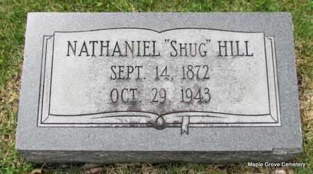 "HILL, NATHANIEL ""SHUG"" - Mississippi County, Arkansas | NATHANIEL ""SHUG"" HILL - Arkansas Gravestone Photos"