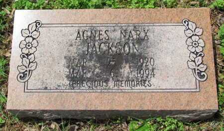 JACKSON, AGNES - Mississippi County, Arkansas | AGNES JACKSON - Arkansas Gravestone Photos