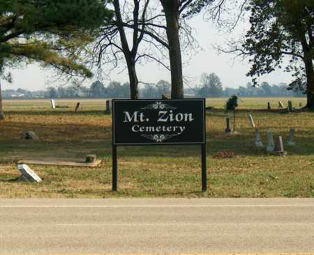 *MT. ZION CEMETERY,  - Mississippi County, Arkansas |  *MT. ZION CEMETERY - Arkansas Gravestone Photos