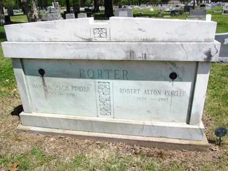 PORTER, ROBERT ALTON - Mississippi County, Arkansas | ROBERT ALTON PORTER - Arkansas Gravestone Photos