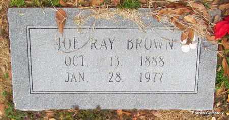BROWN, JOE RAY - Monroe County, Arkansas   JOE RAY BROWN - Arkansas Gravestone Photos