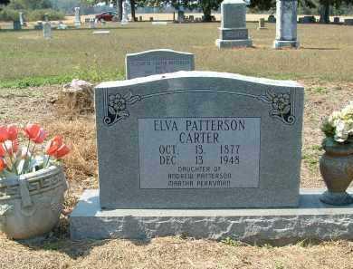 CARTER, ELVA - Monroe County, Arkansas   ELVA CARTER - Arkansas Gravestone Photos