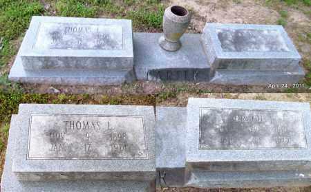 CARTER, THOMAS L - Monroe County, Arkansas | THOMAS L CARTER - Arkansas Gravestone Photos