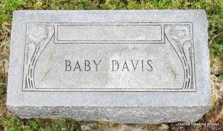 DAVIS, BABY (3 OF 3) - Monroe County, Arkansas | BABY (3 OF 3) DAVIS - Arkansas Gravestone Photos