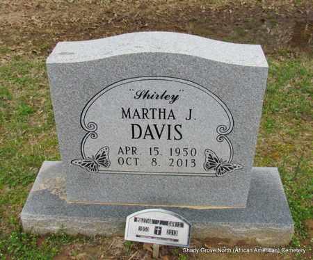 DAVIS, MARTHA J - Monroe County, Arkansas   MARTHA J DAVIS - Arkansas Gravestone Photos