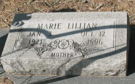 DAVIS, MARIE LILLIAN - Monroe County, Arkansas | MARIE LILLIAN DAVIS - Arkansas Gravestone Photos