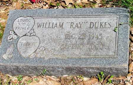 """DUKES, WILLIAM """"RAY"""" - Monroe County, Arkansas   WILLIAM """"RAY"""" DUKES - Arkansas Gravestone Photos"""