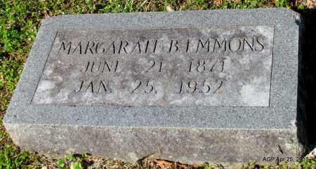 BLACK EMMONS, MARGARET - Monroe County, Arkansas | MARGARET BLACK EMMONS - Arkansas Gravestone Photos