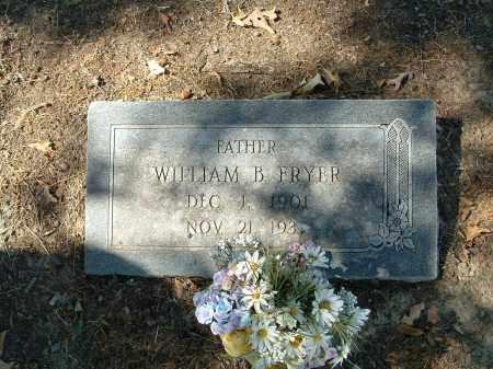 FRYER, WILLIAM - Monroe County, Arkansas | WILLIAM FRYER - Arkansas Gravestone Photos