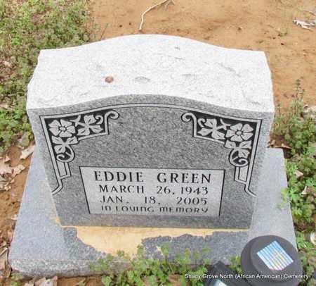 GREEN, EDDIE - Monroe County, Arkansas   EDDIE GREEN - Arkansas Gravestone Photos