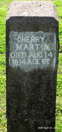 MARTIN, CHERRY - Monroe County, Arkansas | CHERRY MARTIN - Arkansas Gravestone Photos