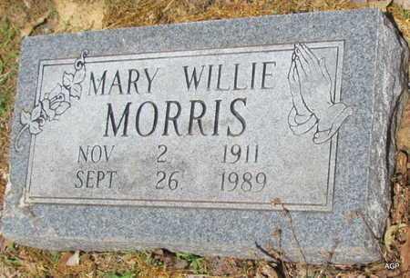MORRIS, MARY WILLIE - Monroe County, Arkansas | MARY WILLIE MORRIS - Arkansas Gravestone Photos