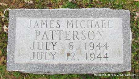 PATTERSON, JAMES MICHAEL - Monroe County, Arkansas | JAMES MICHAEL PATTERSON - Arkansas Gravestone Photos