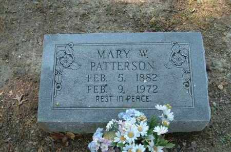 PATTERSON, MARY - Monroe County, Arkansas | MARY PATTERSON - Arkansas Gravestone Photos