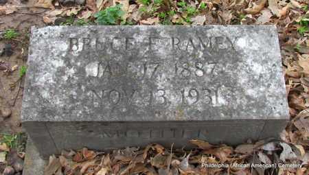 RAMEY, BRUCE F - Monroe County, Arkansas | BRUCE F RAMEY - Arkansas Gravestone Photos
