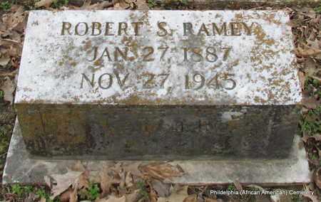 RAMEY, ROBERT S - Monroe County, Arkansas | ROBERT S RAMEY - Arkansas Gravestone Photos