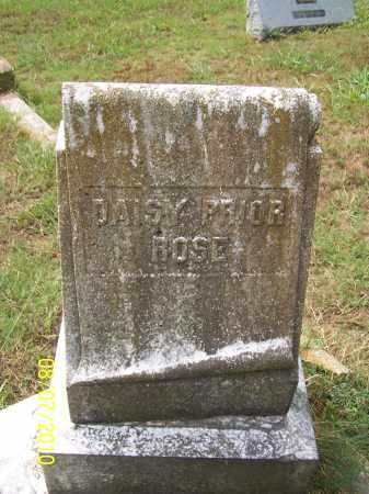 ROSE, DAISY - Monroe County, Arkansas | DAISY ROSE - Arkansas Gravestone Photos