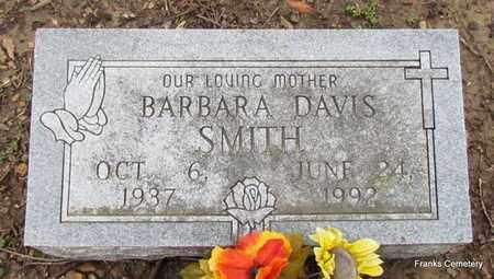 SMITH, BARBARA - Monroe County, Arkansas | BARBARA SMITH - Arkansas Gravestone Photos