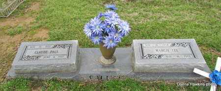 SMITH, CLAUDE PAUL - Monroe County, Arkansas | CLAUDE PAUL SMITH - Arkansas Gravestone Photos