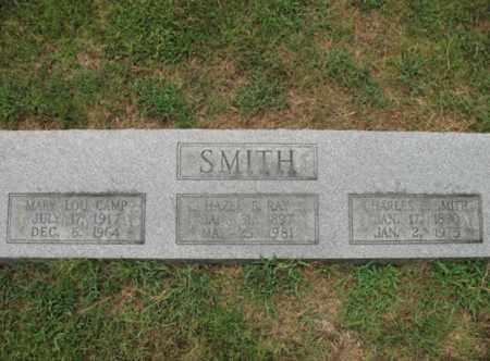 SMITH, CHARLES E - Monroe County, Arkansas | CHARLES E SMITH - Arkansas Gravestone Photos