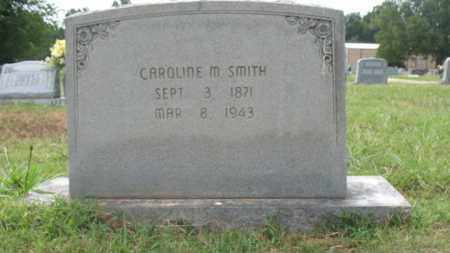 SMITH, CAROLINE M - Monroe County, Arkansas | CAROLINE M SMITH - Arkansas Gravestone Photos