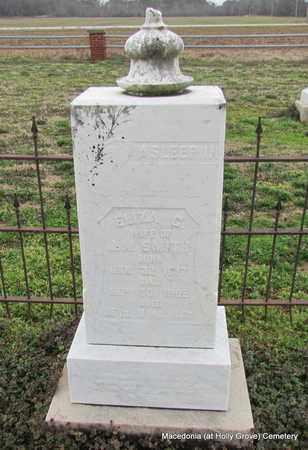 SMITH, ELIZA C COCKE - Monroe County, Arkansas | ELIZA C COCKE SMITH - Arkansas Gravestone Photos