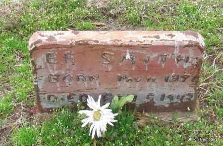 SMITH, E F - Monroe County, Arkansas   E F SMITH - Arkansas Gravestone Photos