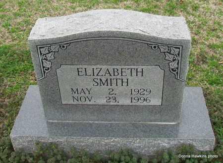 SMITH, ELIZABETH - Monroe County, Arkansas   ELIZABETH SMITH - Arkansas Gravestone Photos