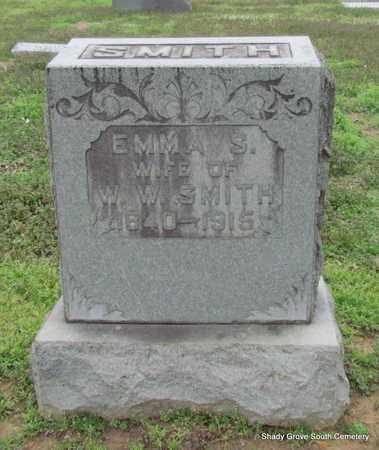 SMITH, EMMA S - Monroe County, Arkansas | EMMA S SMITH - Arkansas Gravestone Photos