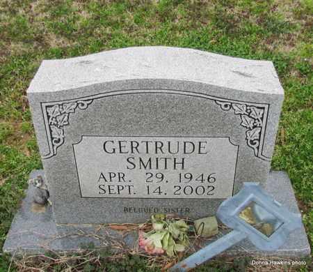 SMITH, GERTRUDE - Monroe County, Arkansas | GERTRUDE SMITH - Arkansas Gravestone Photos