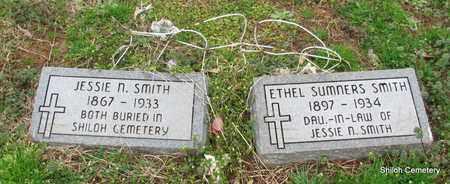 SMITH, ETHEL - Monroe County, Arkansas | ETHEL SMITH - Arkansas Gravestone Photos