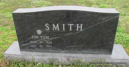 SMITH, JIM TOM - Monroe County, Arkansas   JIM TOM SMITH - Arkansas Gravestone Photos
