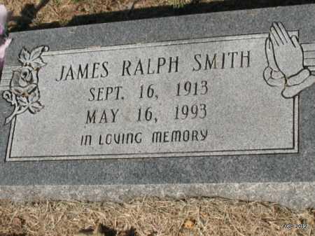 SMITH, JAMES RALPH - Monroe County, Arkansas | JAMES RALPH SMITH - Arkansas Gravestone Photos