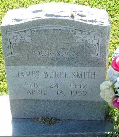 SMITH, JAMES BUREL - Monroe County, Arkansas | JAMES BUREL SMITH - Arkansas Gravestone Photos