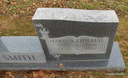 SMITH, MARIE KATHERINE (CLOSE UP) - Monroe County, Arkansas | MARIE KATHERINE (CLOSE UP) SMITH - Arkansas Gravestone Photos
