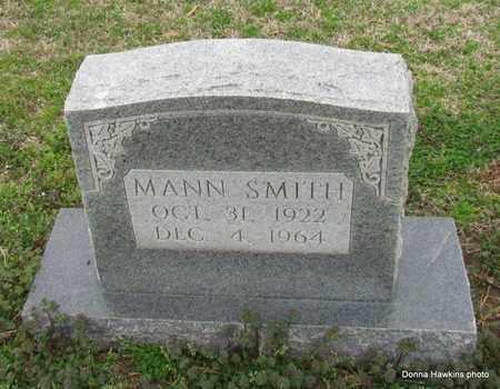 SMITH, MANN - Monroe County, Arkansas | MANN SMITH - Arkansas Gravestone Photos